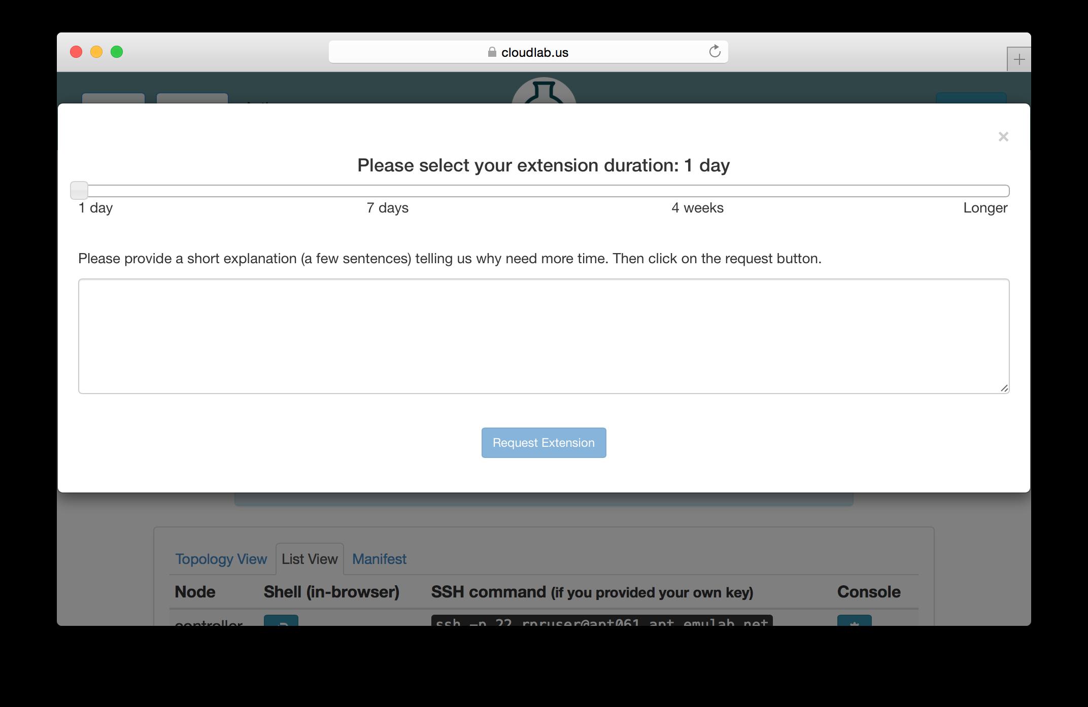 screenshots/elab/extend-experiment.png