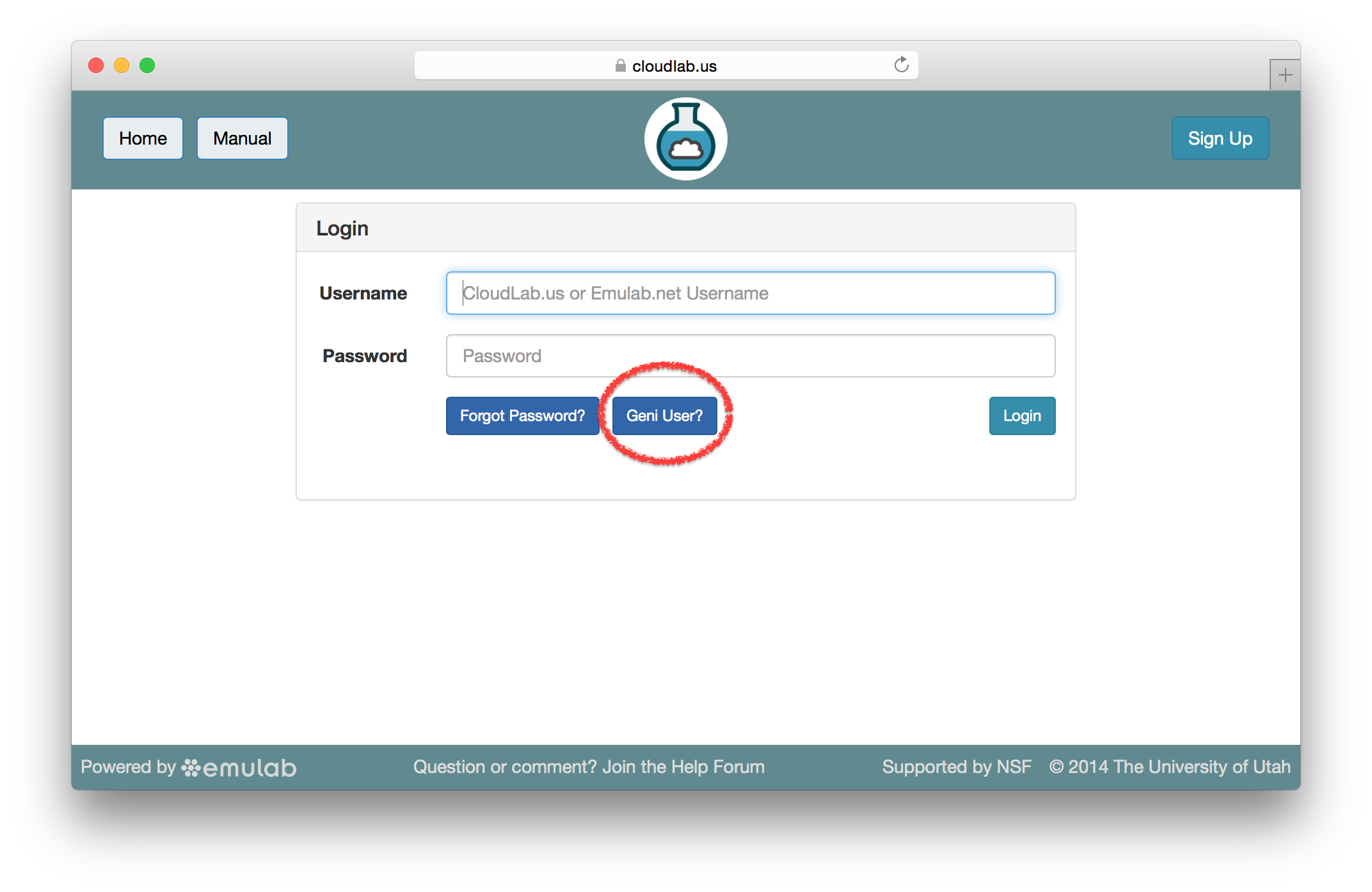 screenshots/clab/tutorial/login-page.png