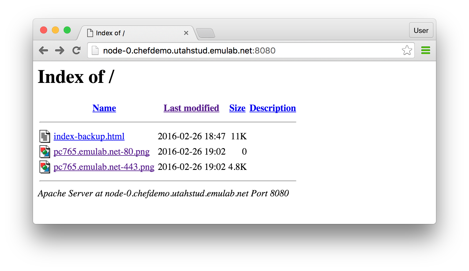 screenshots/clab/chef-tutorial/apache-dir-listing-0.png